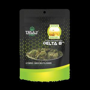 Sour Diesel Delta 8 Flower