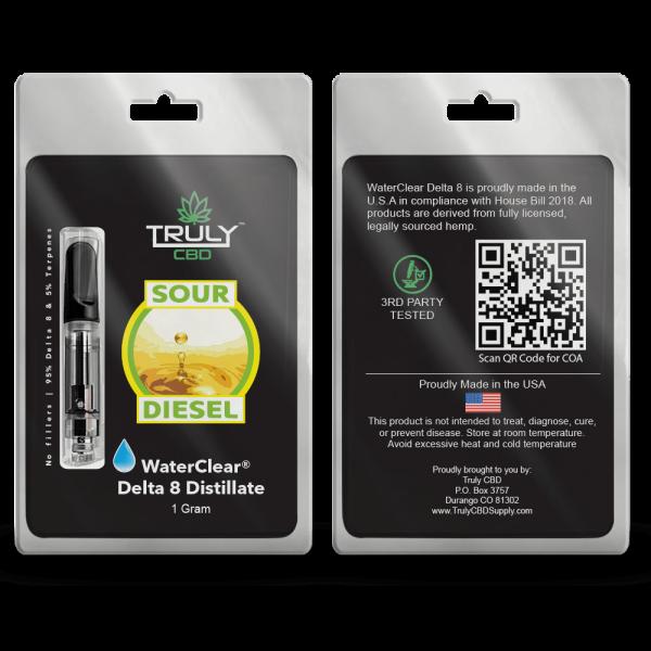 Sour Diesel Delta 8 Cartridge 1g