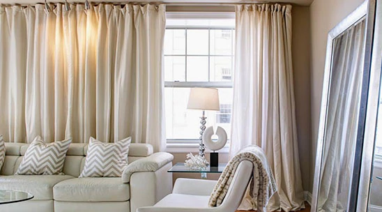 right curtains for your window