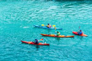 Pups and Paddles Kayak Rental in San Antonio