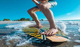 San Antonio Boogie Board Rental