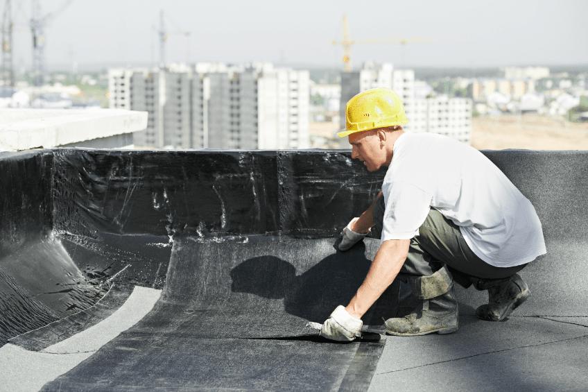 Flat Roof maintenance