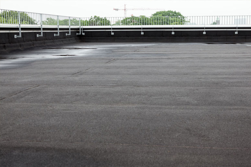 Residential Flat Roofs