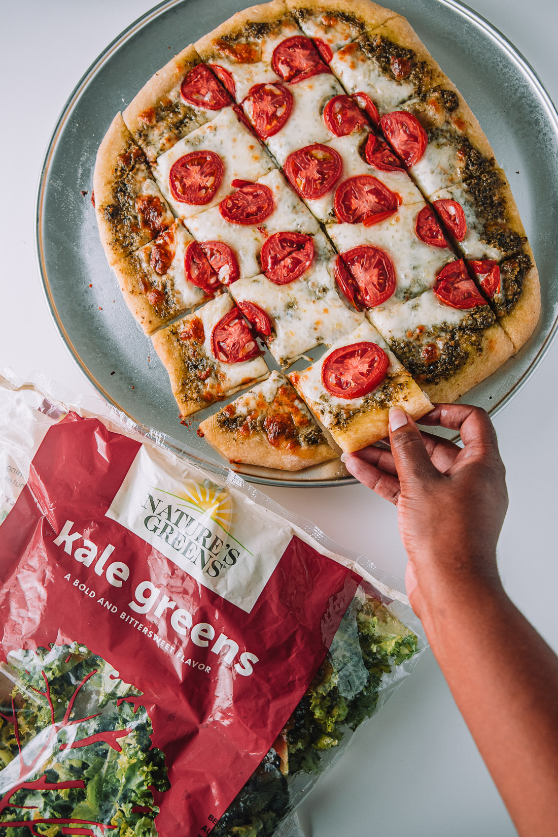 Kale-Pesto-Pizza-Natures-Greens-Mash-and-Spread