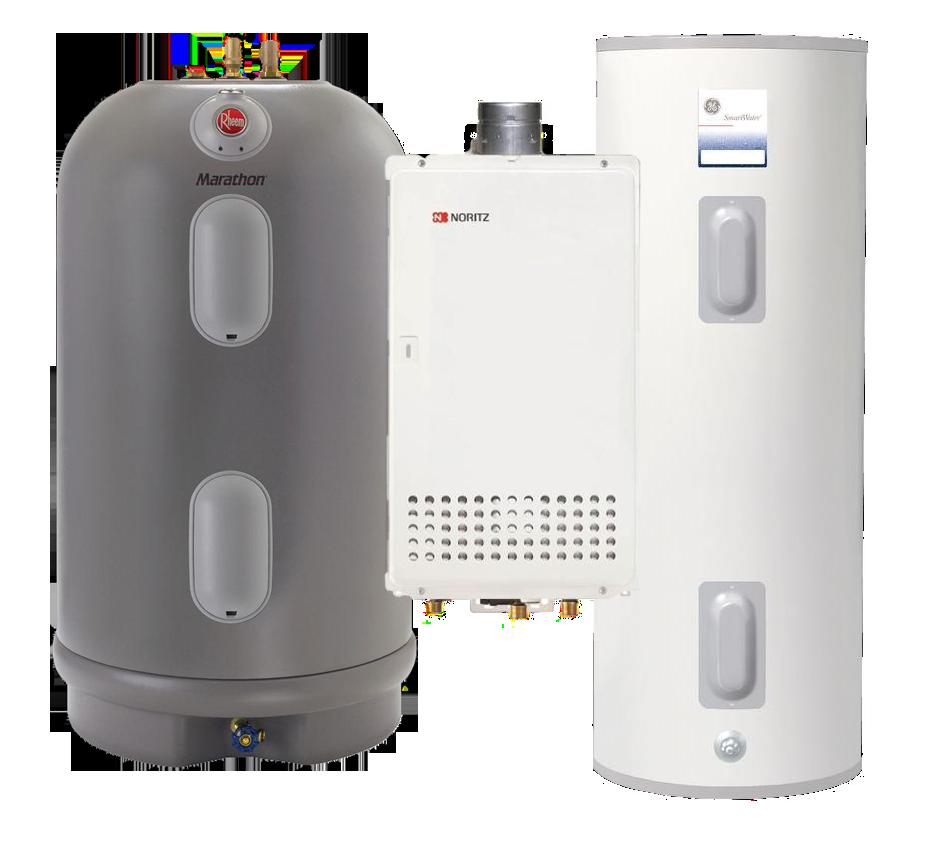 tankless water heater vs regular