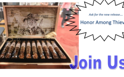 EVENT – Honor Among Thieves – Thursday Sept. 19th, 2019
