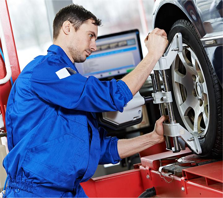 Tire Alignment Tools