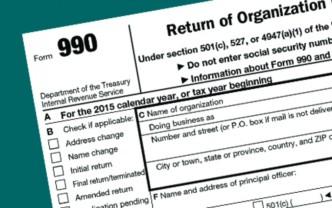 NCADD 2018 Form 990