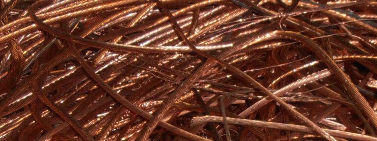 Copper Bright Shiny