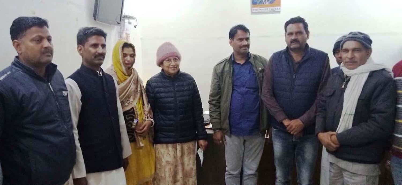 हरीश कुमार बने अटेली सहकारी समिति के चेयरमैन