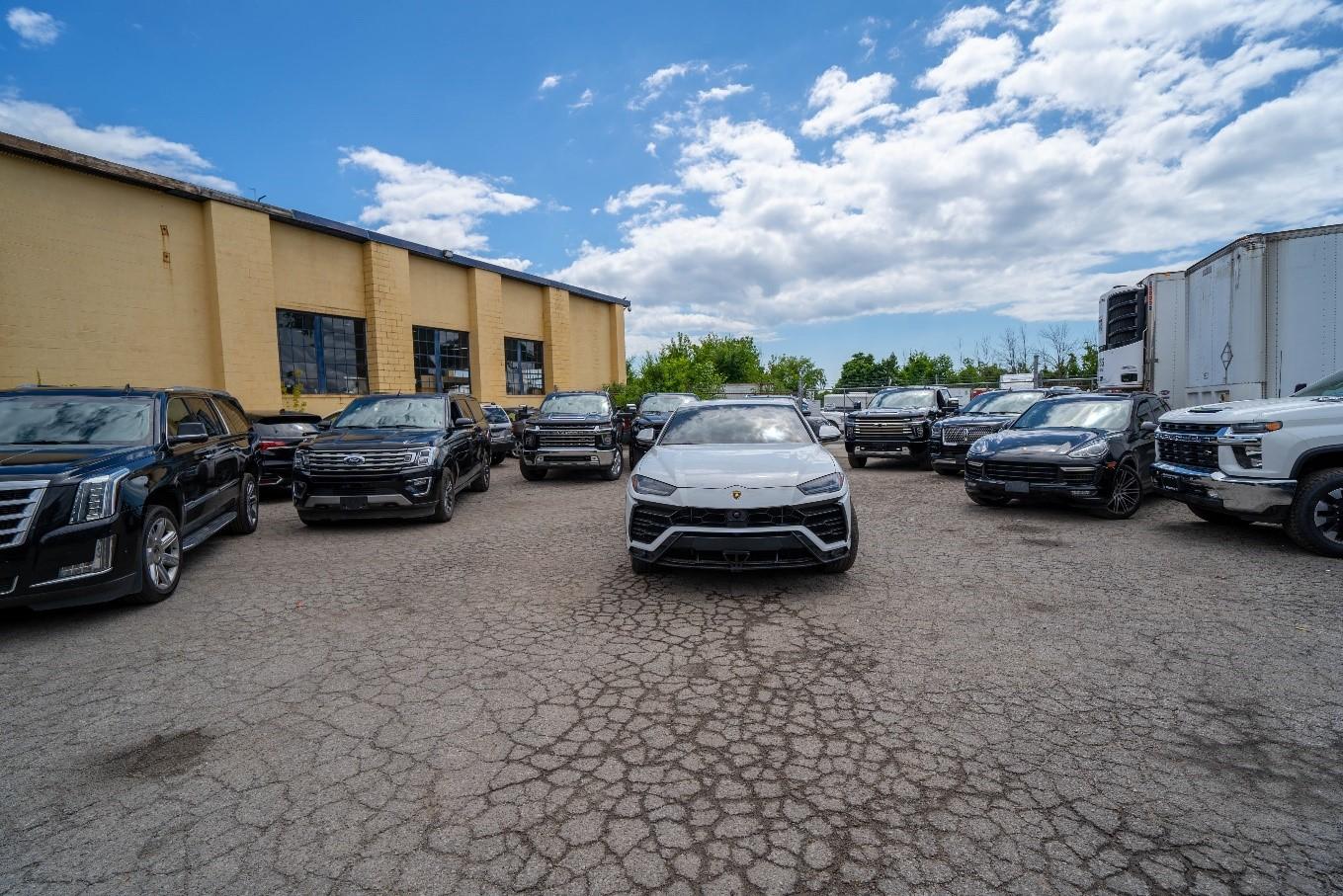 Vehicle lifters in Peel Regional Police Auto Crime Bureau net theft worth Million Dollars