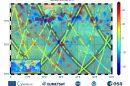 NASA, US, European Partner Satellite Returns First Sea Level Measurements