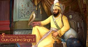Haryana C M extendes greetings on birth anniversary of Guru Gobind Singh ji