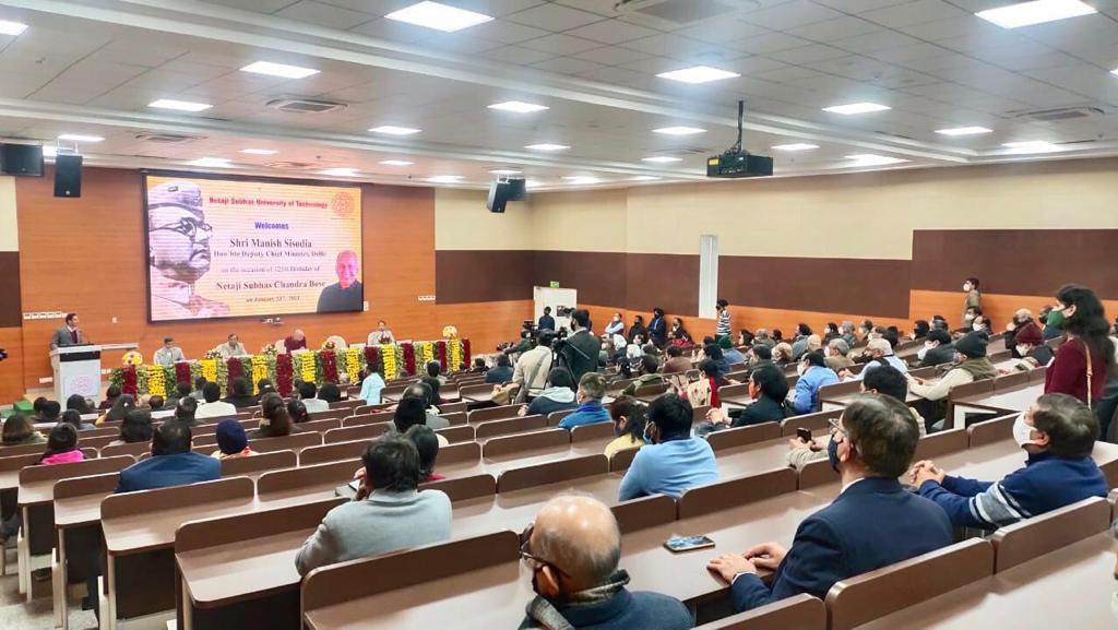 Universities will play the lead role in generating employment : Sisodia