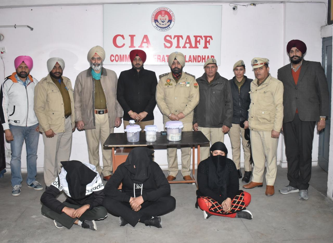 CP GPS Bhullar lauds CIA-1 Team, announces reward for the cops