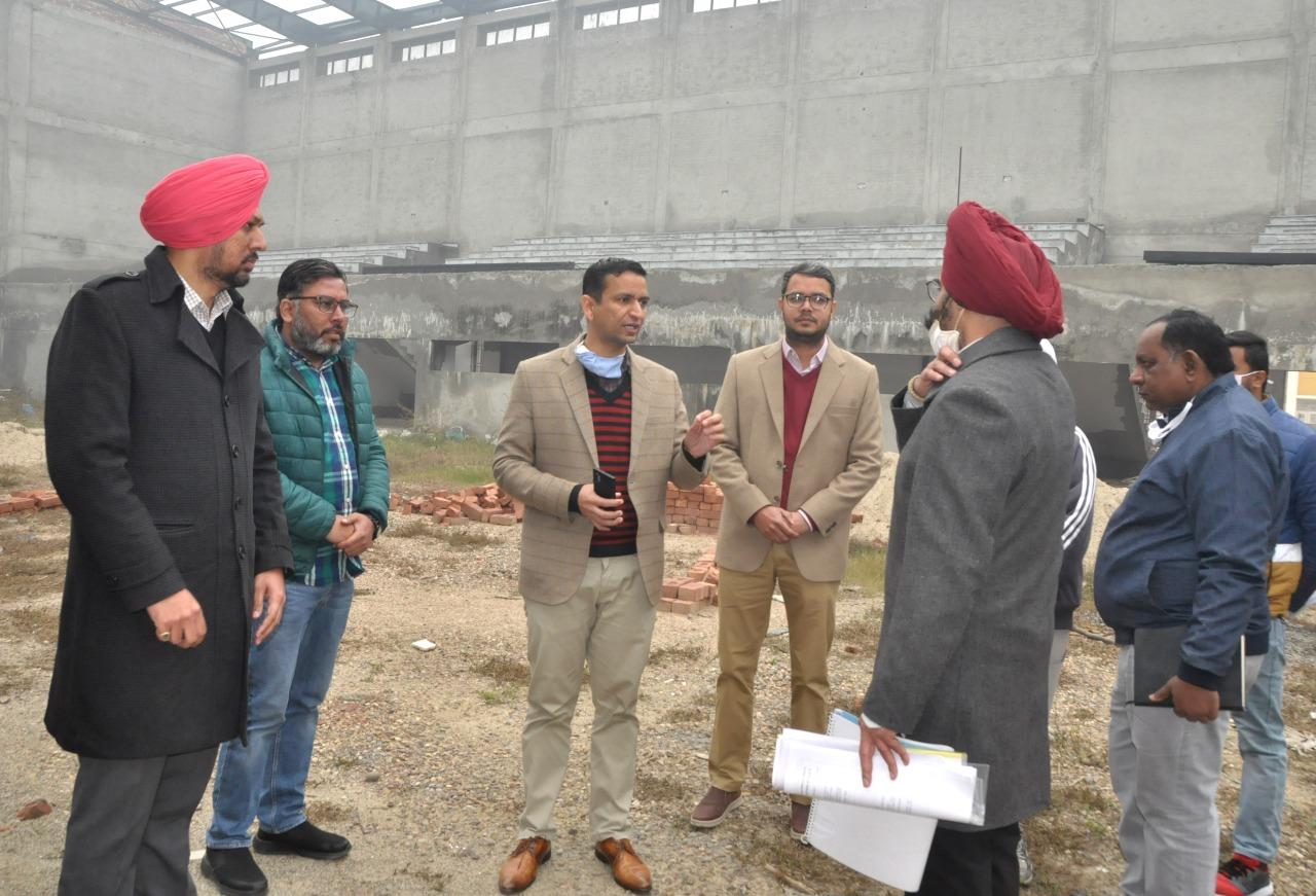 Will  make all efforts to restore  glory of Asia's First Sports  College: Ghanshyam Thori