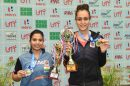 Manika beats Reeth for her second title in Senior National Table Tennis