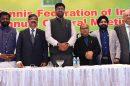 Dushyant Chautala re-elected TTFI president,Arun Banerjee is new Secretary General
