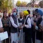 Sarabjit Singh Pandher former Punjab Police AIG joins AAP