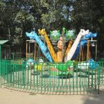 Nikku Park gets New Look