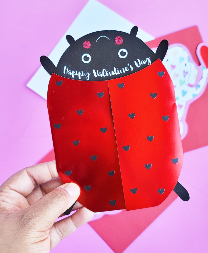 Surprise the kids with this exciting Movie Themed Valentine's Day Basket! This basket contains popcorn, candy, and a Free DIY Printable for Movie Tickets. littleeatsandthings.com