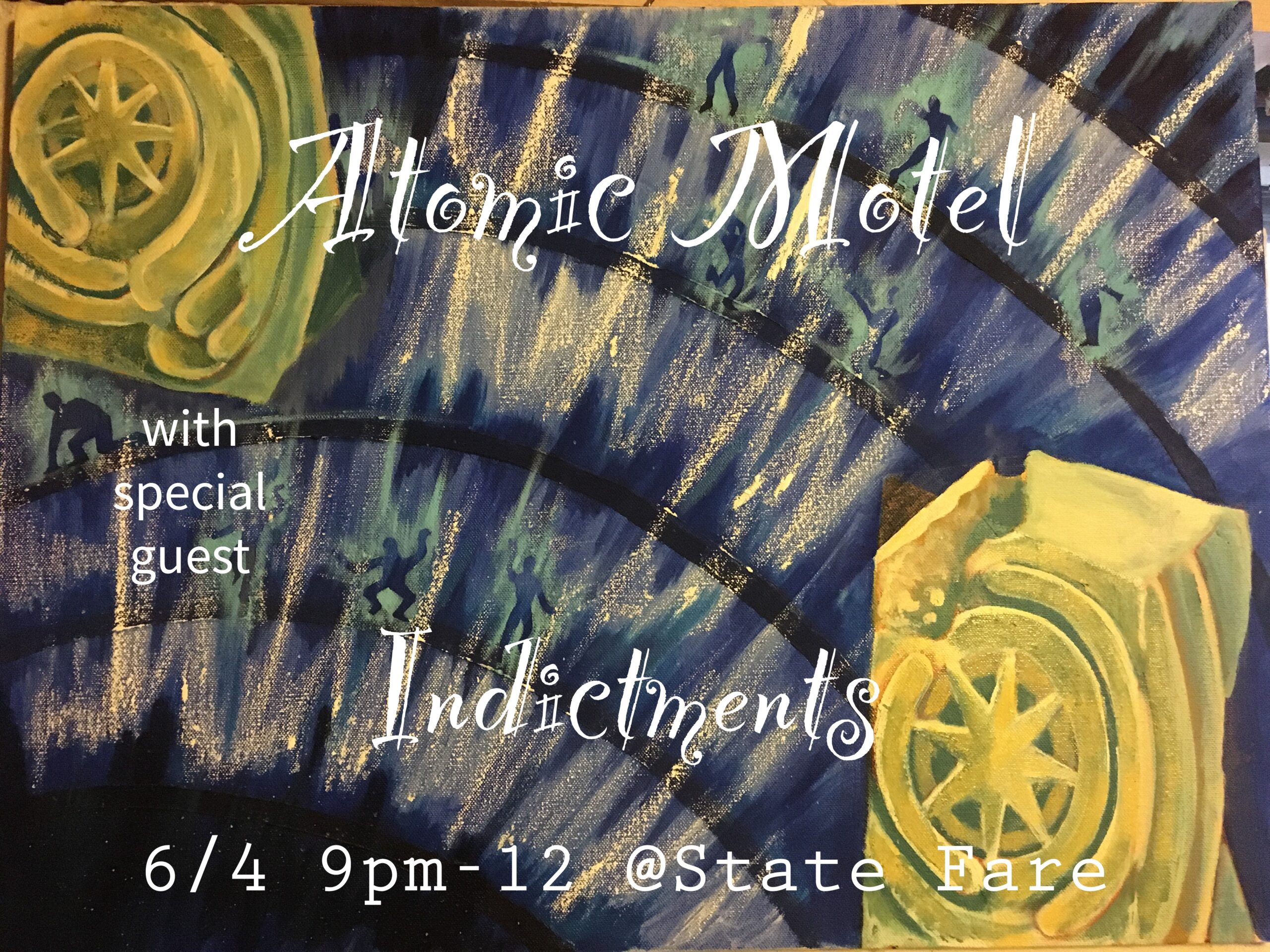 Atomic Motel with Indictments