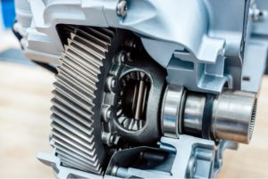 Transmission repair on a car in West Chicago, Illinois