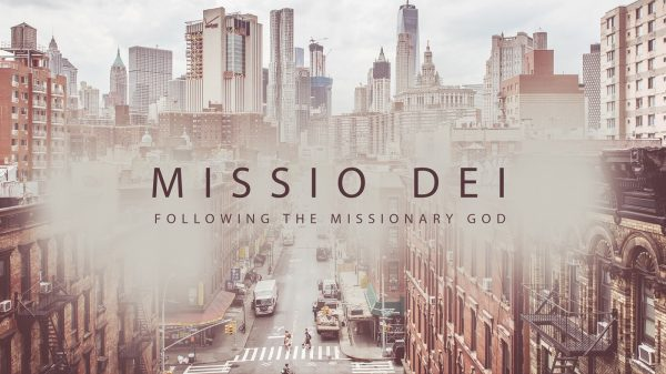 Missio Dei: The Missional Heart Image