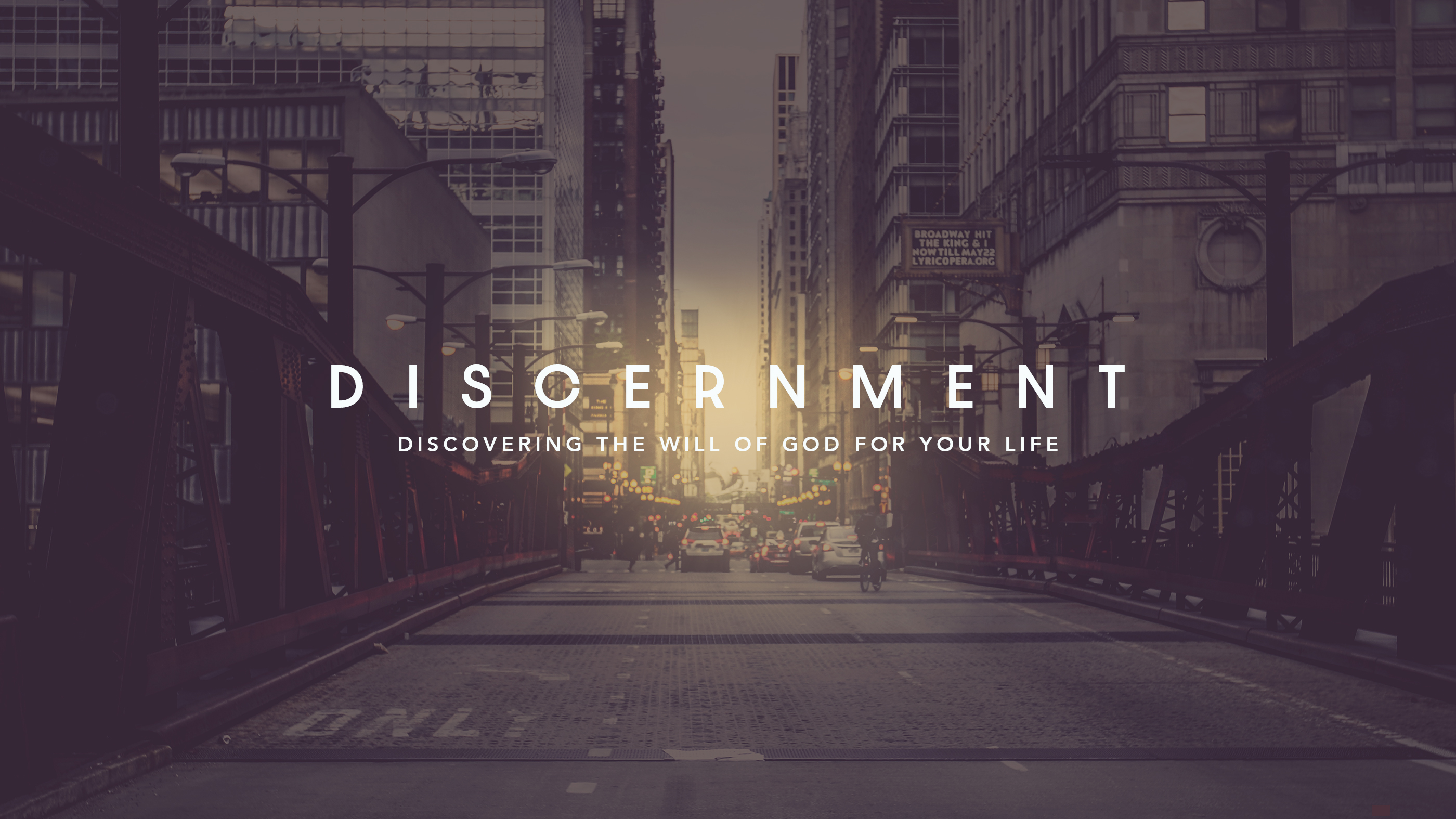 Discovering God's Will For Your Life Image