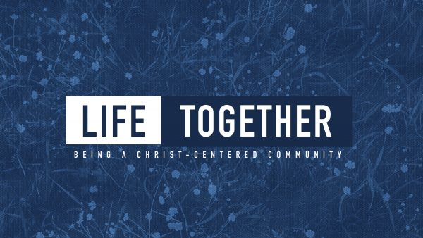 Life Together: Dealing with Conflict Image