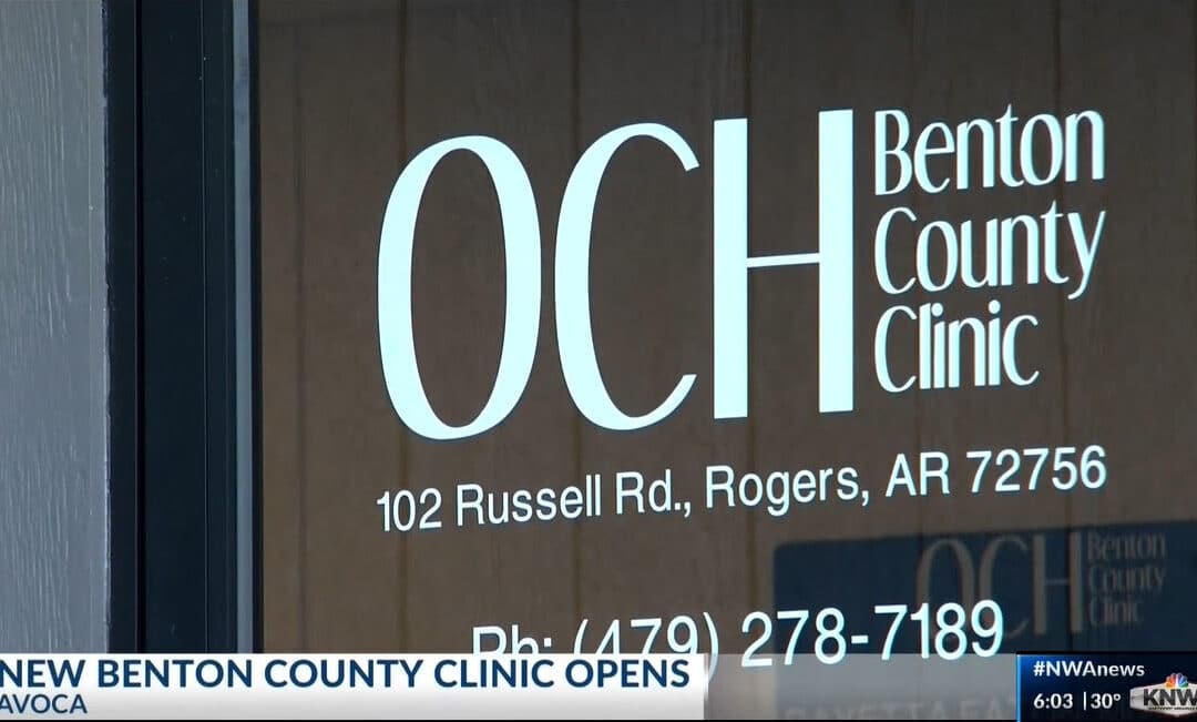 New Clinic Opens in Rural Benton County to Serve Thousands