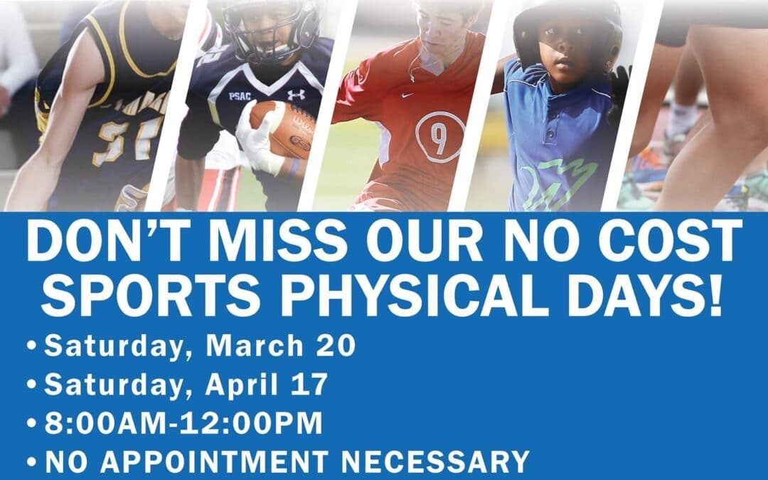 Free Sports Physical Clinic for McDonald County Athletes