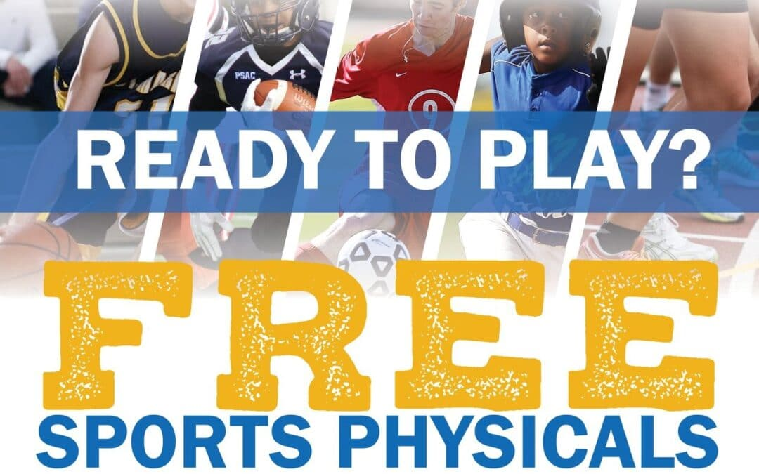 Free sports physicals offered for Gravette athletes