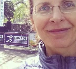 Clare Bronfman is the financial strength behind Keith Raniere. She is with him in Mexico.