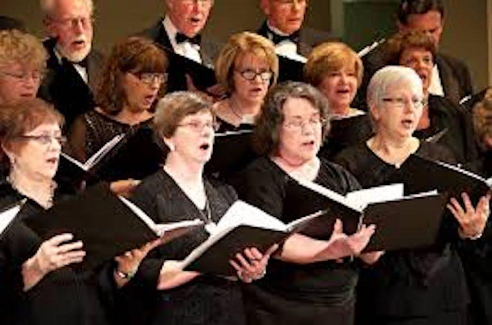 Buffalo's Festival Chorus Christmas Facebook photo