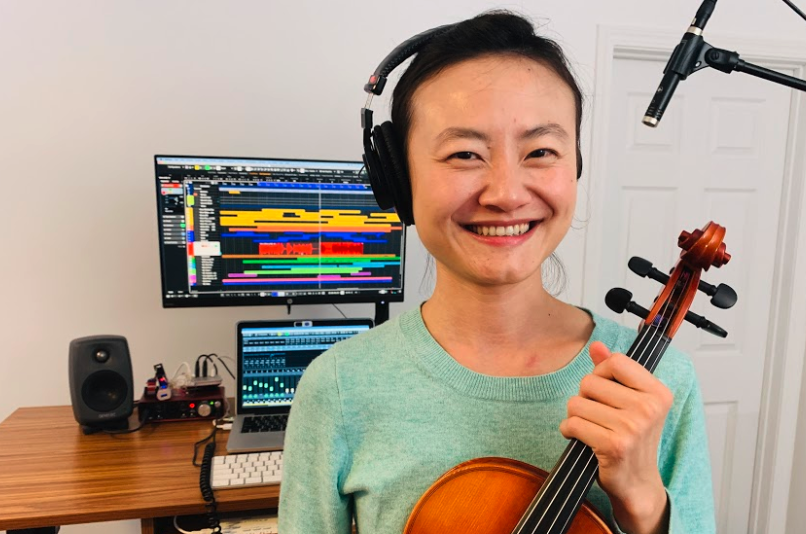 Sandy Chen interview music composer