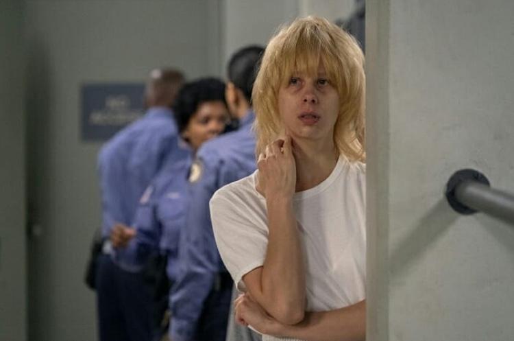 Christina Toth actress