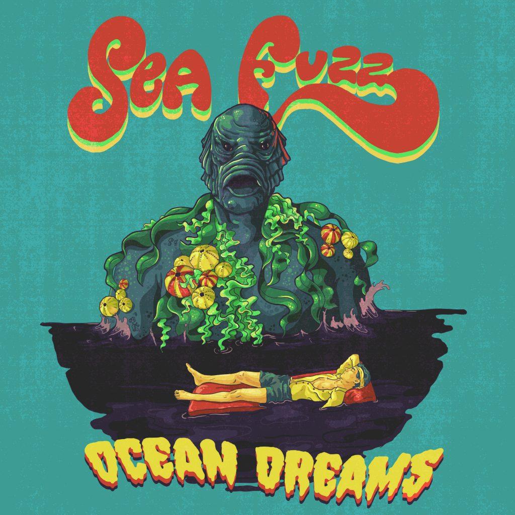 Ocean Dreams Album Cover