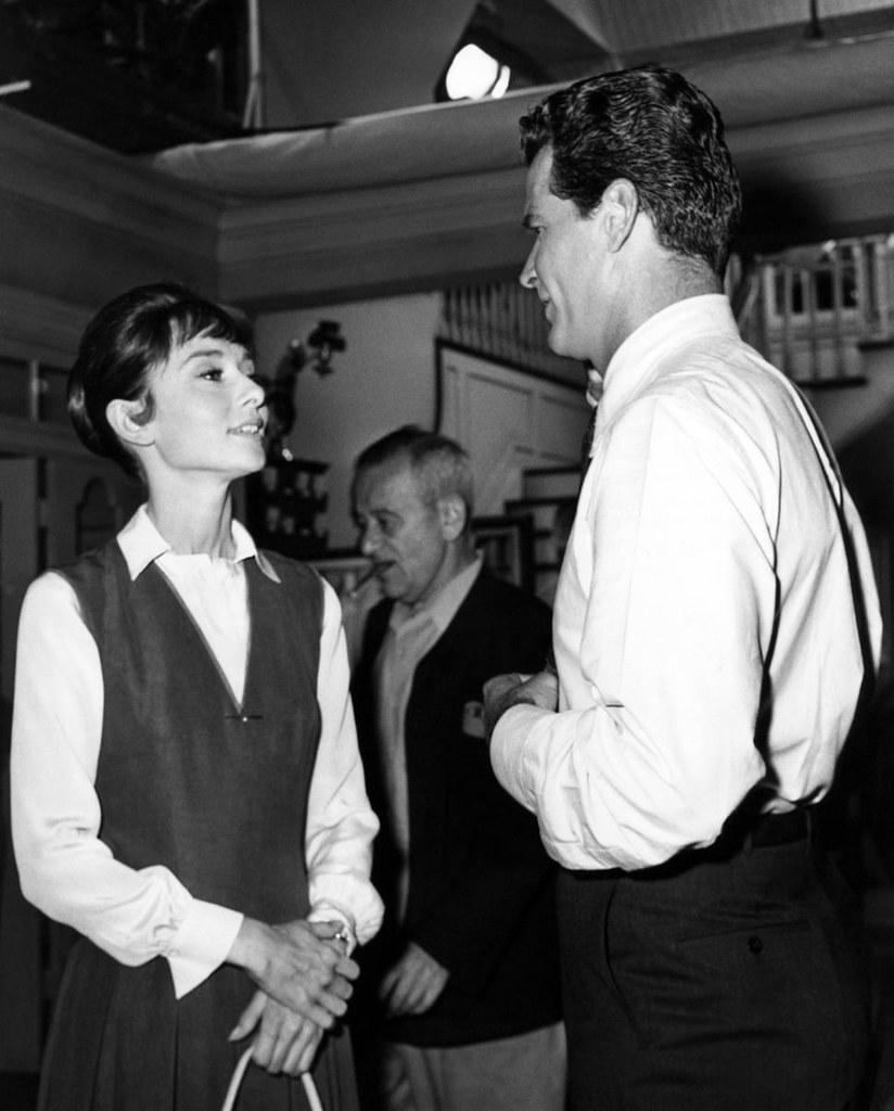 Audrey Hepburn in The Children's Hour