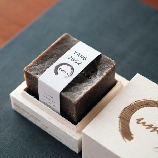 UMI Patchouli Cube Soap - YANG 2062
