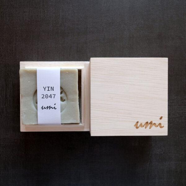 UMI Yin 2047 Canadian Glacial Clay Aged Soap