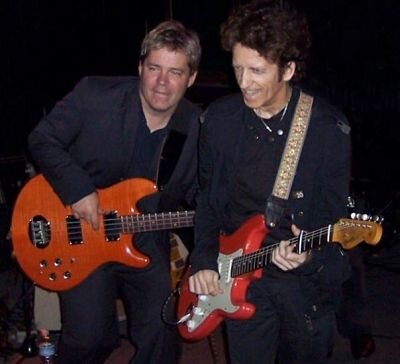 Derek W. Brand and Willie Nile