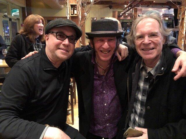 Tom, Kenny, Mark Polott