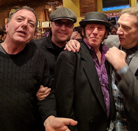 Dave Donen, Tom Semioli, Kenny, Sal Maida