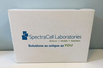 Spectracell Micronutrient Panel Diagnostic Lab