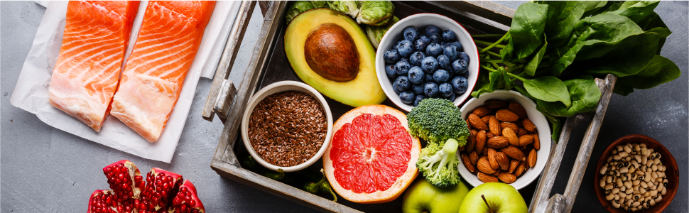 Micronutrient rich foods