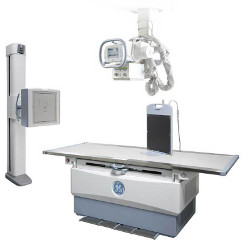 GE Discovery xr650 RAD Room