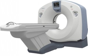 GE Optima CT660 CT Scanner
