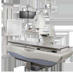 GE Precision 500D – Digital R & F System