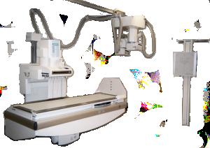 Siemens Sireskop SD - Digital R & F System